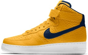 Nike Force 1 Premium iD (Indiana Pacers) Shoe