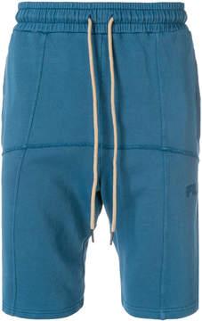 Fila Liam Hodges x drawstring fitted shorts