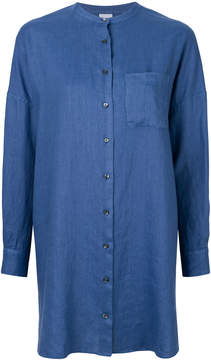Aspesi classic flared shirt dress