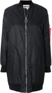 Aniye By oversized bomber jacket