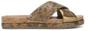 Kenneth Cole New York Reaction Kenneth Cole Shore-Ly Slide Embellished Sandal