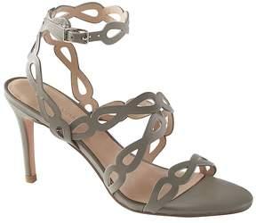 Banana Republic Laser-Cut High Heel Sandal
