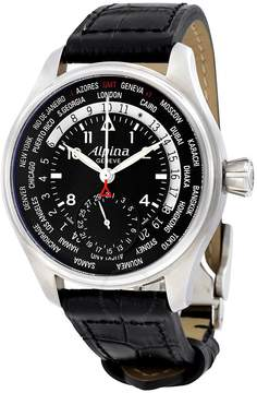 Alpina Startimer Pilot Manufacture Worldtimer Men's Watch