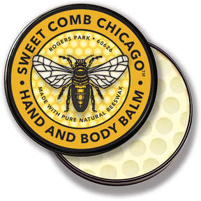 Smallflower Royal Jelly Hand + Body Balm by Sweet Comb Chicago (4oz Balm)