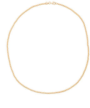 Carolina Bucci Short Disco Ball necklace