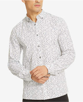 Kenneth Cole Reaction Men's Printed Button-Down Shirt