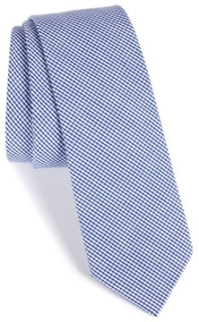 1901 Men's Check Cotton Tie