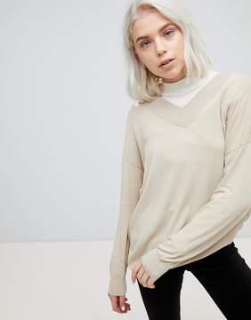 Weekday Fine Knit Sweater