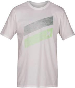 Hurley Icon Slash Premiem T-Shirt