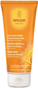 Weleda Sea Buckthorn Creamy Body Wash by 6.8oz Shower Gel)