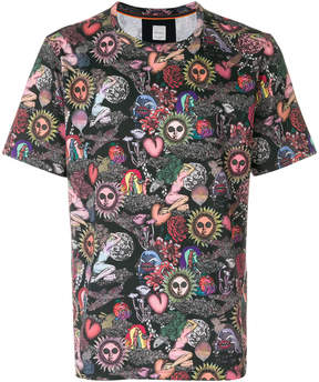Paul Smith mystical print T-shirt