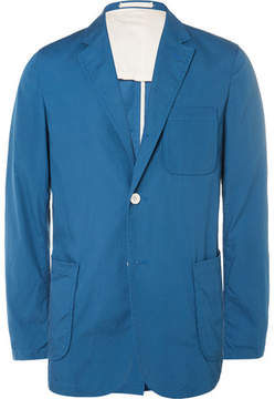 Beams Slim-Fit Unstructured Cotton Blazer