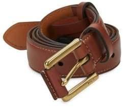 Polo Ralph Lauren Leather Wrap Belt