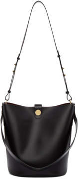 Sophie Hulme Black Large Swing Bag