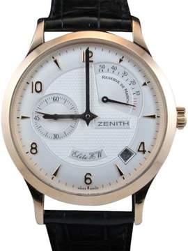 Zenith 17.1125.655/01 Elite Handwound Rose Gold Watch