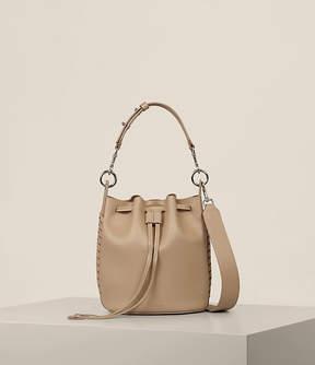 AllSaints Ray Small Bucket Bag