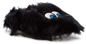 Steve Madden Eyes Faux Fur Slipper
