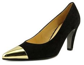 Gabor 71.170 Pointed Toe Suede Heels.