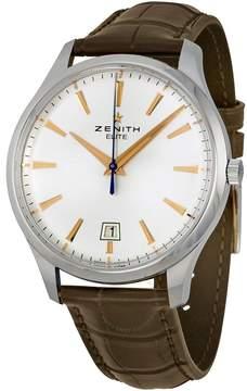 Zenith Captain Central Second Automatic Men's Watch 03202067001C498