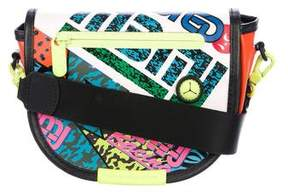 Marc by Marc Jacobs Multicolor Racing Logo Purse