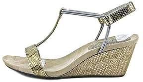 Style&Co. Style & Co. Women's Mulan T Strap Wedge Sandal.
