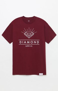 Diamond Supply Co. Radiance T-Shirt