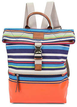 Nautica Modern Trail Backpack - Bold Stripe