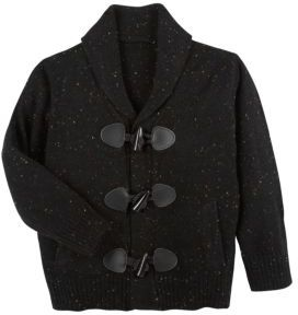 Andy & Evan Little Boy's Toggle Cardigan