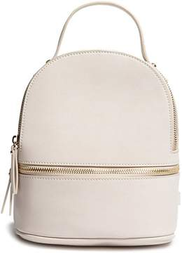 FOREVER 21 Small Faux Leather Backpack