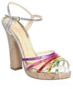 Charlotte Olympia Iris Strap Sandal