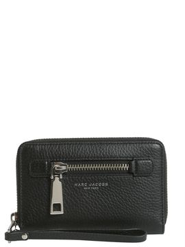 Marc Jacobs Zip Around Wallet - NERO - STYLE