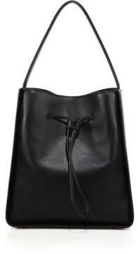 3.1 Phillip Lim Soleil Large Leather Drawstring Bucket Bag