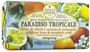 Nesti Dante Paradiso Tropicale Triple Milled Natural Soap - Tahitian Lime & Mosambi Peel