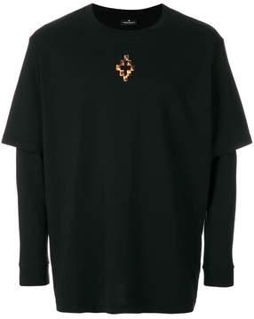 Marcelo Burlon County of Milan Fire Cross T-shirt