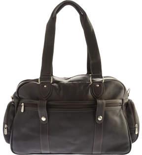 Piel Leather Adventurer Carry-On Satchel 3017 (Women's)