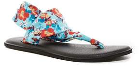 Sanuk Yoga Sling Burst Sandal (Little Kid & Big Kid)