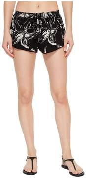 Amuse Society Beach Side Shorts Women's Shorts