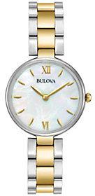 Bulova Ladies' Classic Stainless Steel BraceletWatch