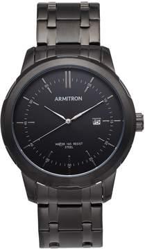 DAY Birger et Mikkelsen Armitron Men's Stainless Steel Watch- 20/5245BKTI