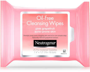 Neutrogena Pink Grapefruit Oil-Free Cleansing Wipes