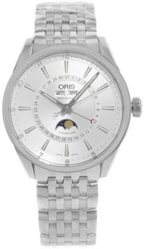 Oris Artix Complication 01 915 7643 4051 07 8 21 80 Stainless Steel Automatic 42mm Mens Watch