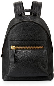 Tom Ford Textured Leather Backpack