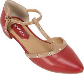 Rialto Alexia T-Strap Flat (Women's)