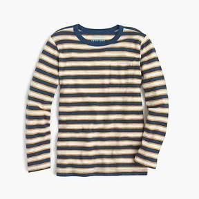 J.Crew Boys' striped long-sleeve T-shirt