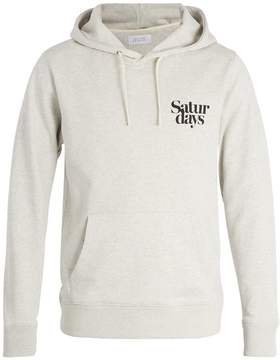 Saturdays NYC Ditch Miller cotton hooded sweatshirt