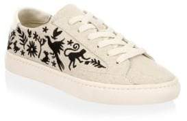 Soludos Otomi Canvas Sneakers