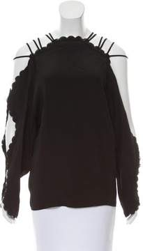 Alice McCall Cold Shoulder Top w/ Tags