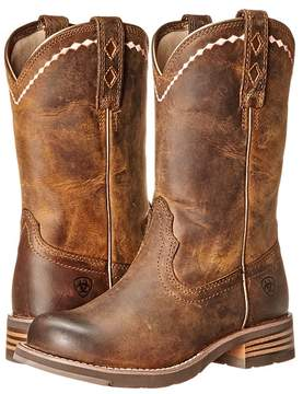 Ariat Unbridled Roper Cowboy Boots