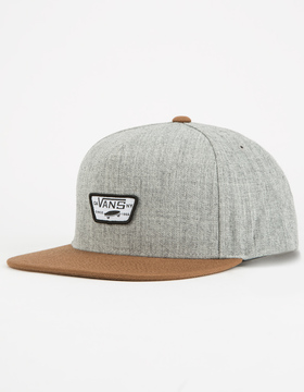 Vans Mini Full Patch Mens Snapback Hat