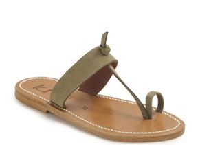 K. Jacques Ganges - Toe Ring Sandal